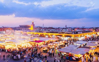 Scandinavians tourists are seduced by the beauty of Morocco