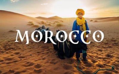 Top 10 villes à visiter au Maroc